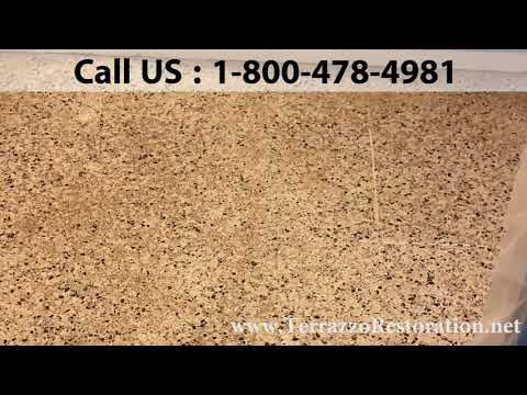 Terrazzo Flooring Cleaning Expert in West Palm Beach