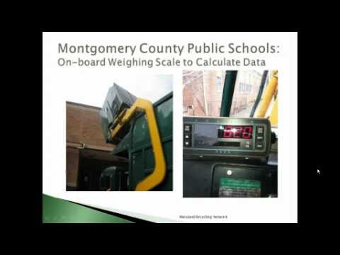 Recycling Away from Home - Maryland Recycling Network