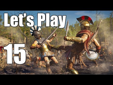 Assassin's Creed Odyssey - Let's Play Part 15: Consulting a Ghost