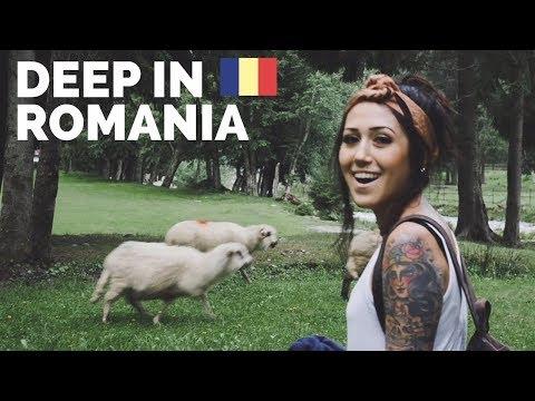 Exploring Romanian Country 🇷🇴 Câmpulung, Romania