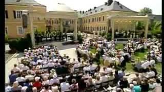 German Brass Alla Hornpipe G F Händel HWV 349 Open Air Rheingau Musikfestival 2006 xvid