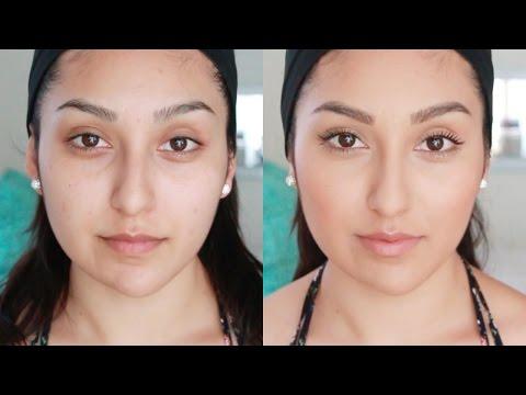 Maquillaje Sin Maquillaje (Escuela/Trabajo)