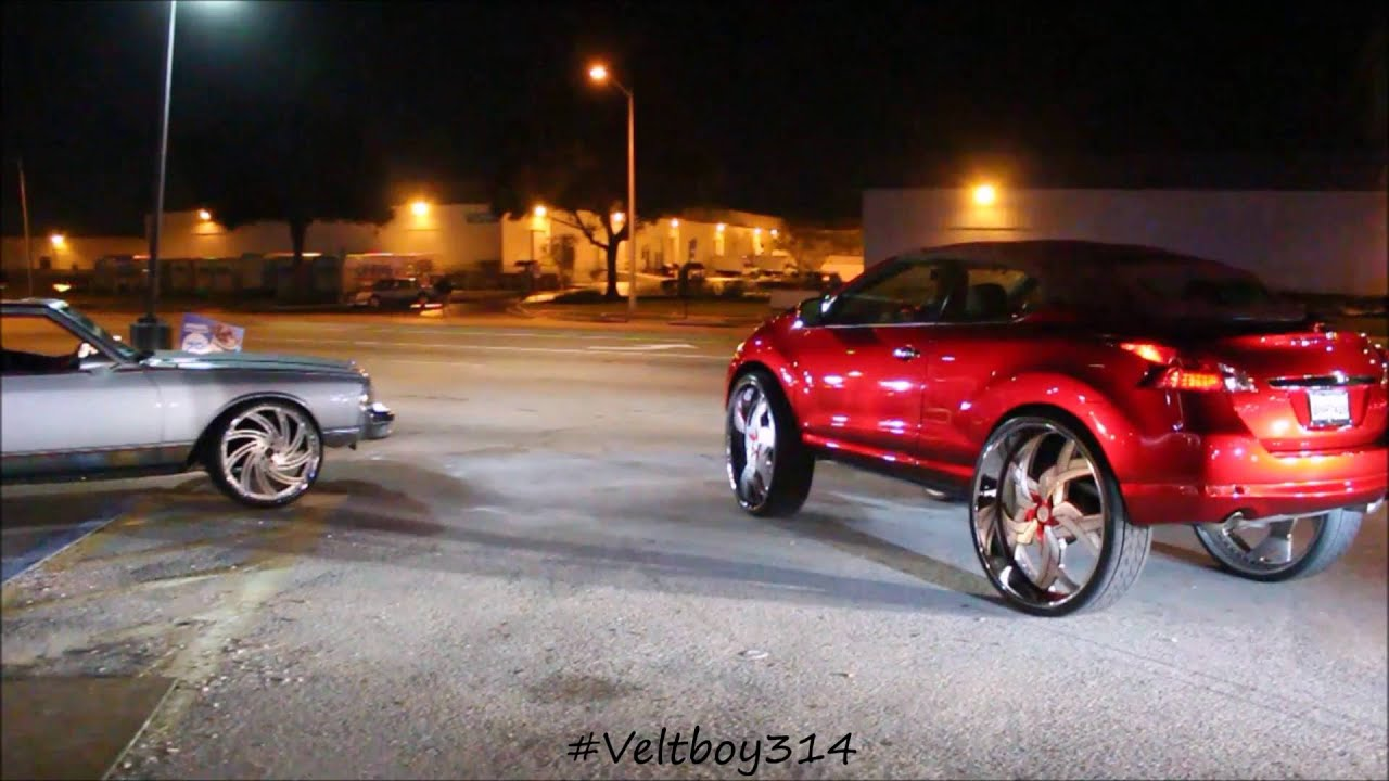 30-minutes of car Show Footage, Candy Paint, Big Wheels, Racing, Loud Music, Girls, Stuntin