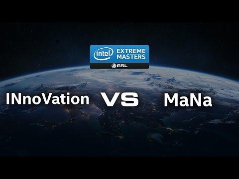 INnoVation vs MaNa - IEM Katowice 2017 - SC2