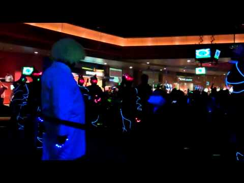 Glow Bingo Party at Potawatomi Casino
