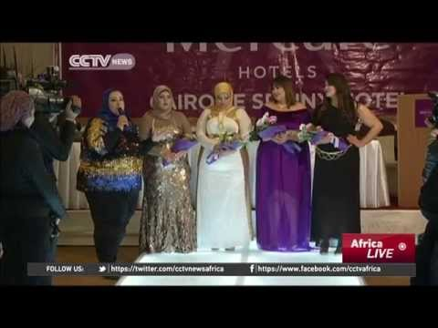 Egypt Plus Size Models Showcase Their Beauty