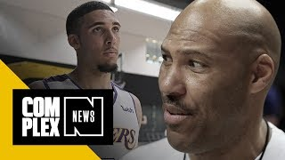 LaVar Ball Launched His JBA League to a Nearly Empty Arena