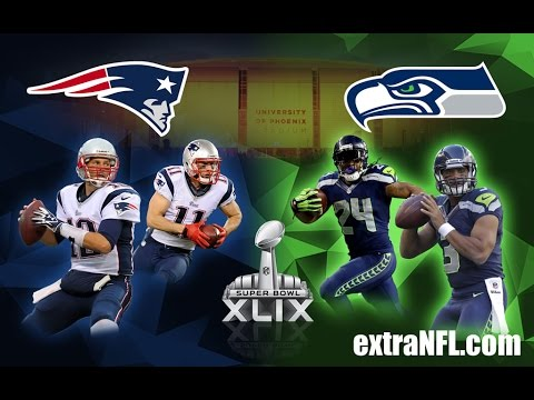 NFL Super Bowl 2015 Live Streaming | New England Patriots Vs Seattle Seahawks 2015 Super Bowl