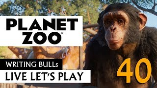 Live Let's Play: Planet Zoo (40) [Deutsch]