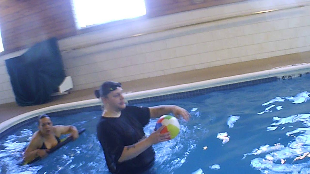 Fun At The Pool Fester The Jester First Person Action Cam