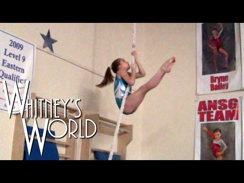 Strongest Girl in the World | TOPS Gymnastics Workout | Whitney