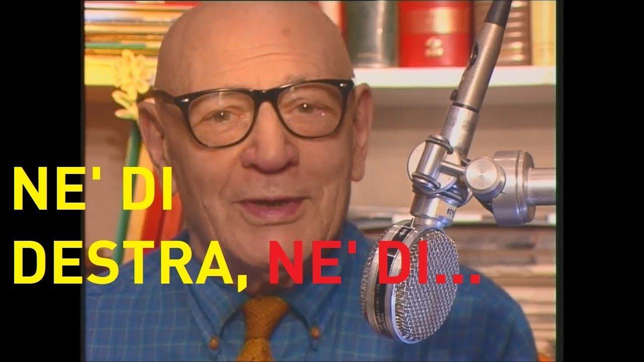 NE'  DI DESTRA, NE' ....