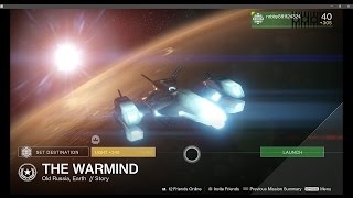 Destiny The Taken King - The WarMind Story Mission
