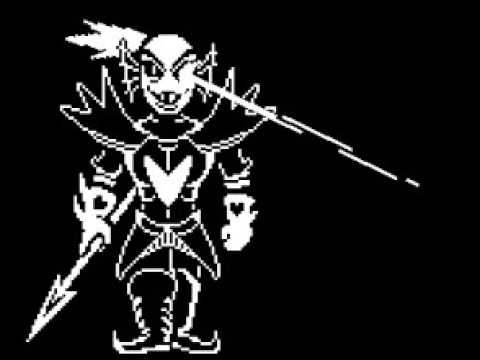 Download Undertale Undyne The Undying Theme  ( Battle Against A True Hero )