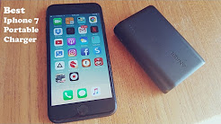 Best Portable Charger For Iphone 7 - Fliptroniks.com