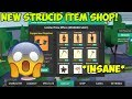 BRAND NEW STRUCID ITEM SHOP *INSANE* (Roblox Fortnite)
