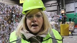 Chicago Recycling Center Tour