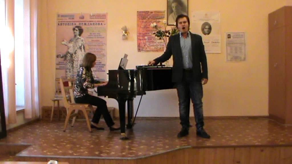 """Tchaikovsky - Onegin aria - """"Eugene Onegin"""""""
