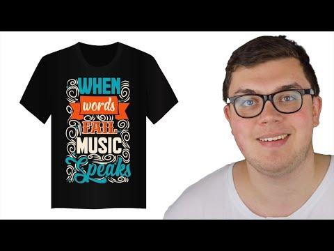 T-Shirt Business für Anfänger 2019 - Eine komplette A-Z Anleitung thumbnail