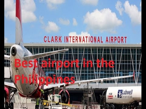 Best airport in the Philippines!!!!! Vlog #3