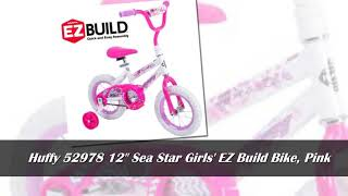 6402188ac80 Buy Disney Frozen 16 EZ Build Bike with Sleigh Doll Carrier by Huffy ...