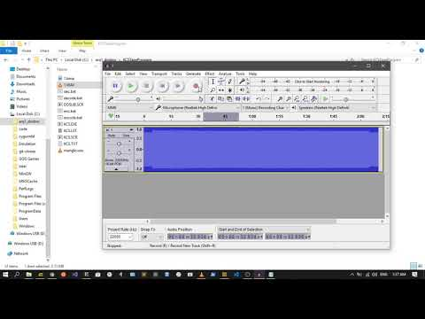 KCS Tape Conversion Utility - BMP to WAV encoding and decoding of mangled WAV file
