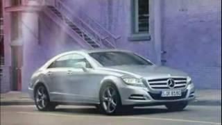 2012 Mercedes-Benz CLS-Class TV Ad