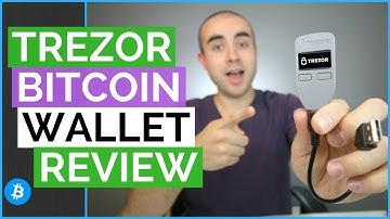 Trezor Wallet Review - Trezor Bitcoin Wallet