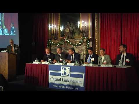 2018 Invest in Greece Forum - Institutional Investor Panel