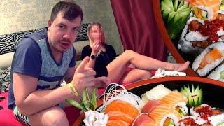 Заказ суши и роллов. Праведный вечер Сосалкина(, 2015-12-28T06:58:36.000Z)