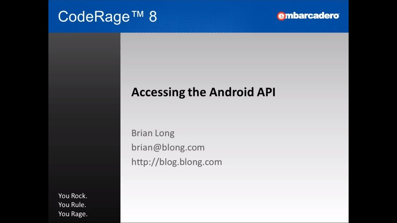 Launching activities and handling results in Delphi XE6 Android apps