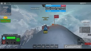 ROBLOX | Reaching The Top of Mt. Everest! (14TH SUMMIT!)