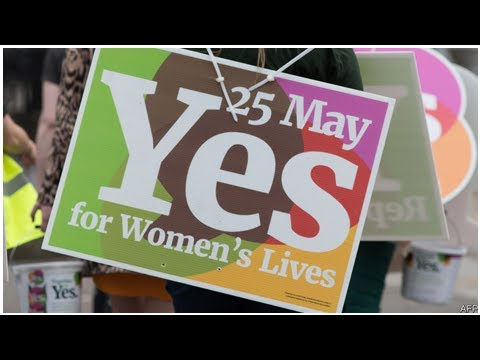 Irish referendum voters decisively opt for permitting abortion