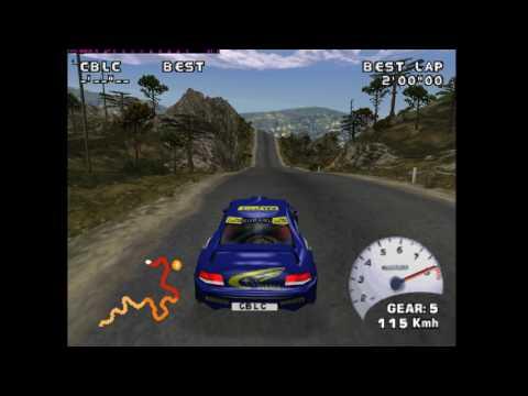 V-Rally 2 - Hidden Tracks - CBLC