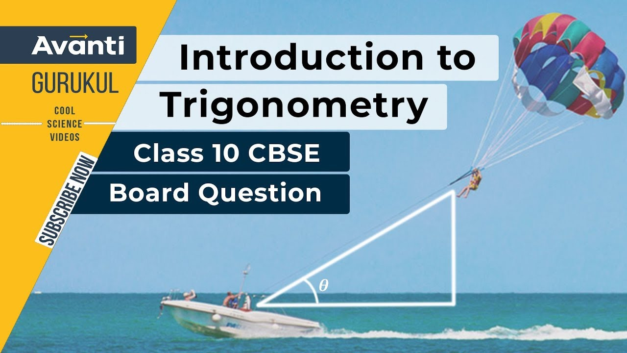 Introduction to Trigonometry Class 10 Revision & Important