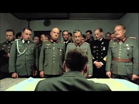 Hitler pète sa coche sur le Journal de Montréal (Affaire Joël Legendre)