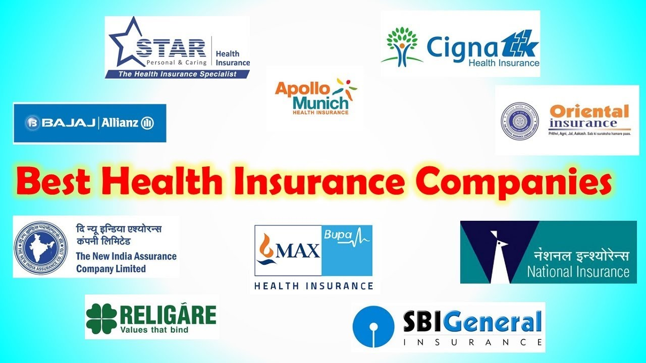 Health Insurance Companies >> Best Health Insurance Companies In India
