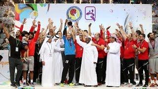 تتويج لخويا بلقب البطولة الآسيوية ال18 لكرة اليد - الدوحة2016