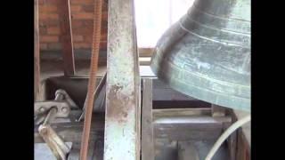 Take a tour inside the Findlay Hancock County, Ohio Clock Tower!