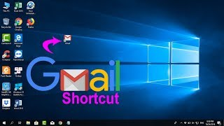 How to create Gmail Shortcut on desktop