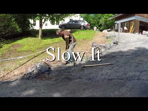 Slow It, Spread It, Sink It: Reducing Stormwater Erosion on Private Roads