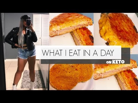 what-i-eat-in-a-day-on-keto!-|-the-best-90-second-bread-ever-&-chocolate-chip-french-toast!
