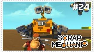 Scrap Mechanic Gameplay PL [#24] Scrap WARSZTAT [z Plaga,Diabeuu]