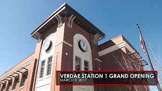 Grand Opening of Verdae Station 1 (Greenville City Fire Department)
