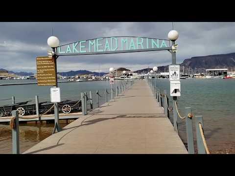 Lake Mead Marina - VIDEO TOUR (Near Las Vegas, Boulder City, NV)