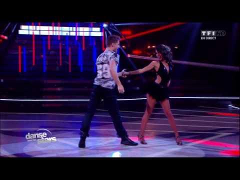 DALS S04 - Un cha-cha-cha avec Tal et Yann-Alrick Mortreuil sur ''Wannabee'' (Spice Girls)