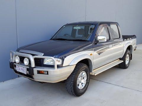 Mazda b2600 review