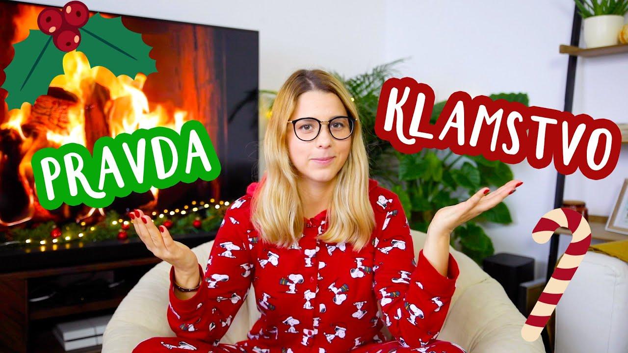 PRAVDA ALEBO KLAMSTVO? 7 faktov o Vianociach | Patra Bene