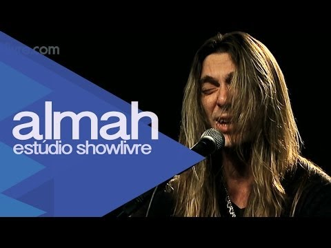 """Birds of prey"" - Almah no Estúdio Showlivre 2014"
