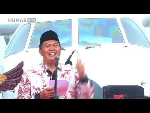 171109 Oded M Danial membuka rangkaian Bandung Air Show secara simbolis  Bandung Air Show 2017 akan
